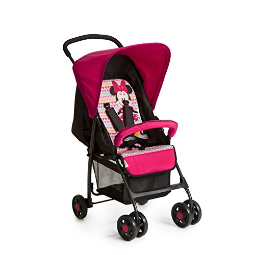 hauck sport disney buggy mit liegefunktion klein zusammenfaltbar f r kinder ab 6 monate bis. Black Bedroom Furniture Sets. Home Design Ideas