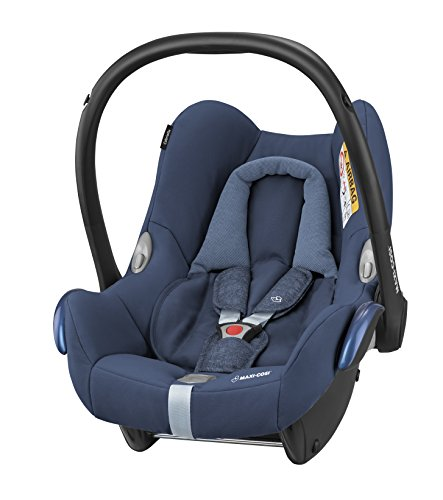 maxi cosi cabriofix babyschale gruppe 0 0 13 kg nomad blue blau ohne isofix station. Black Bedroom Furniture Sets. Home Design Ideas