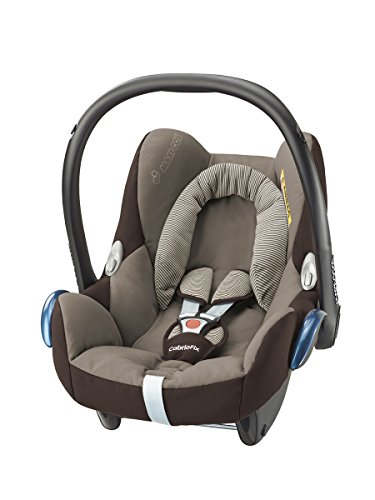 maxi cosi cabriofix babyschale gruppe 0 0 13 kg earth brown ohne isofix station buggy. Black Bedroom Furniture Sets. Home Design Ideas