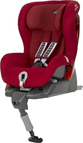 britax r mer autositz safefix plus gruppe 1 9 18 kg kollektion 2018 flame red buggy. Black Bedroom Furniture Sets. Home Design Ideas